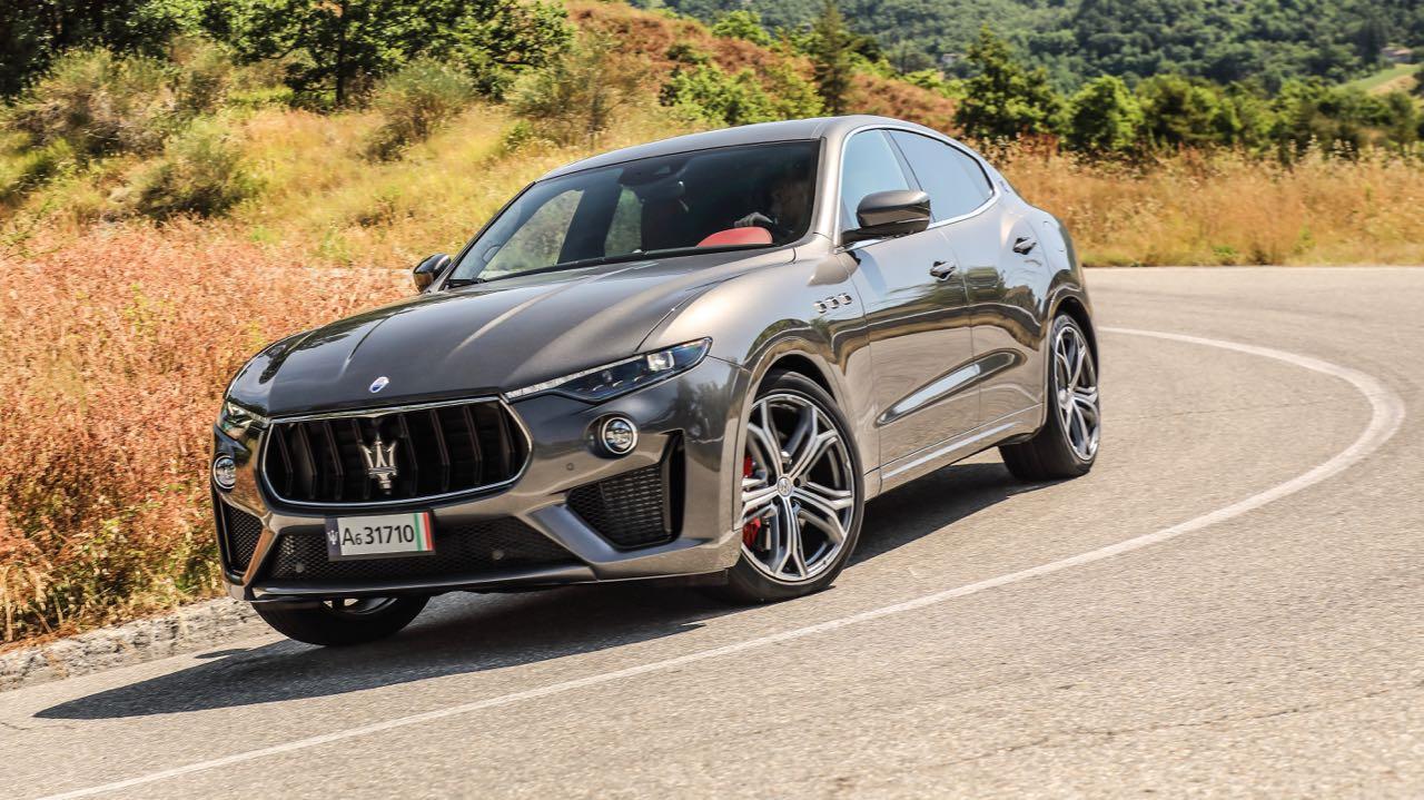Maserati Levante GTS 2018 – 27
