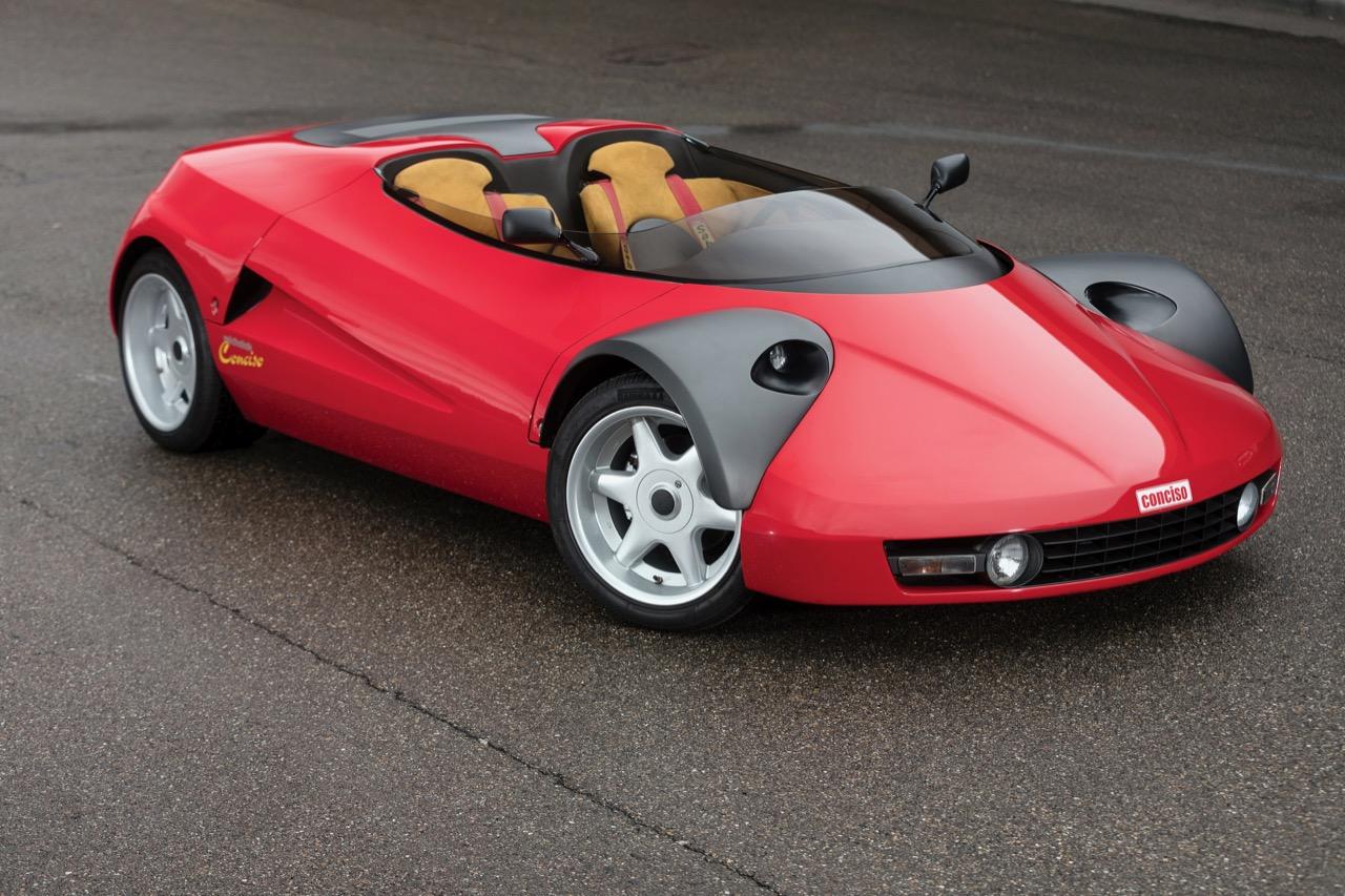 Michalak Conciso Ferrari 328 GTS – 3