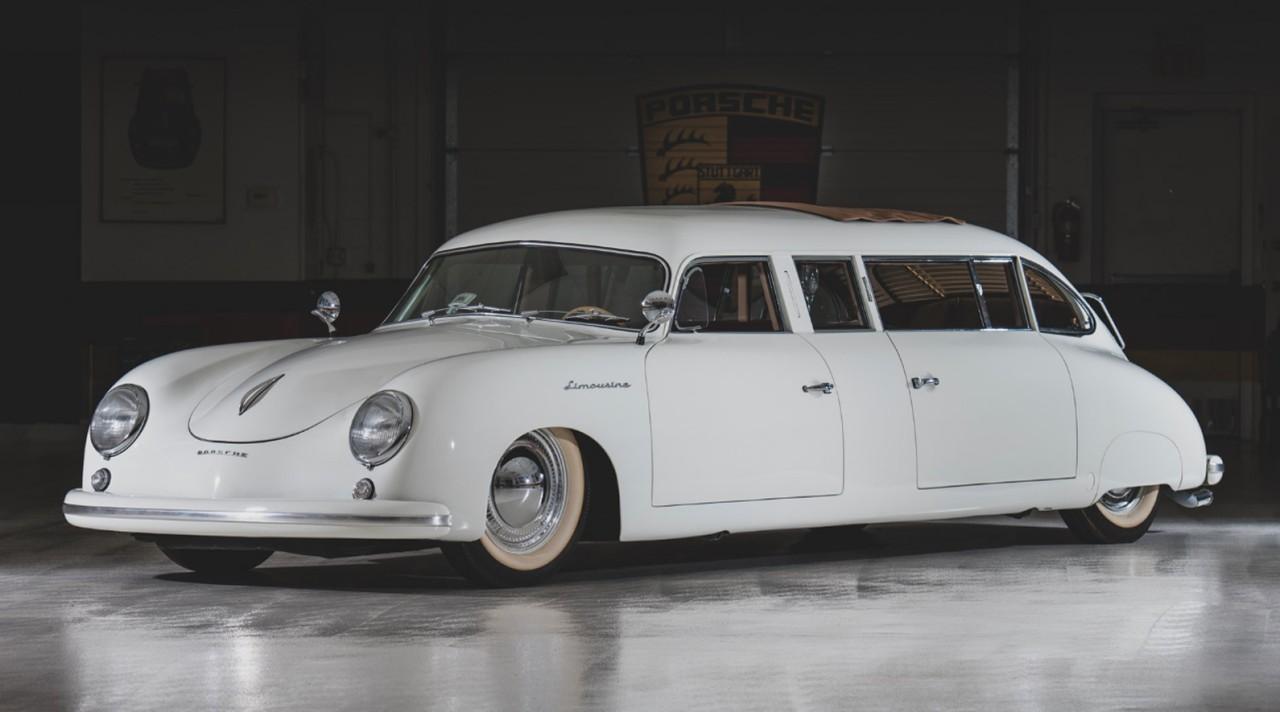 Porsche 356 Limousine (2)