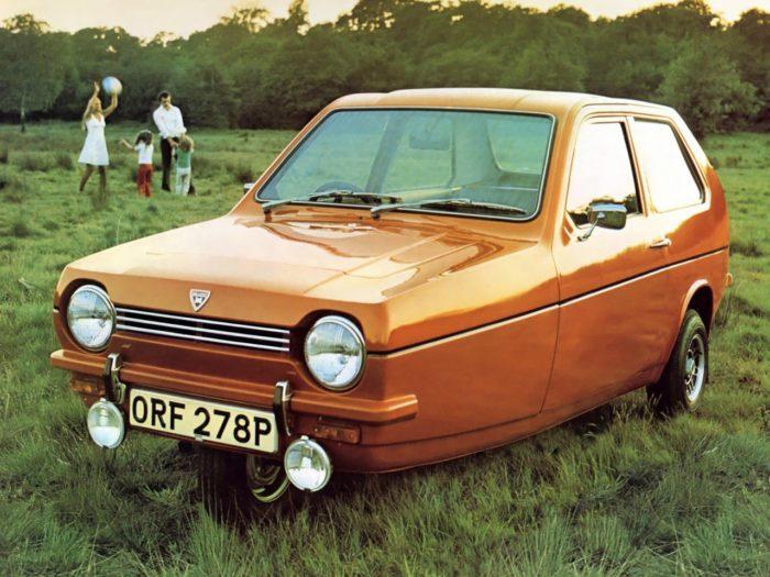 Reliant Robin Mk.I (1973-1982)