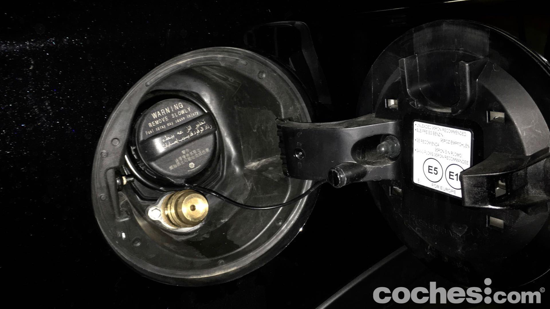 Subaru Outback ECO GLP Black Edition prueba glp – 3