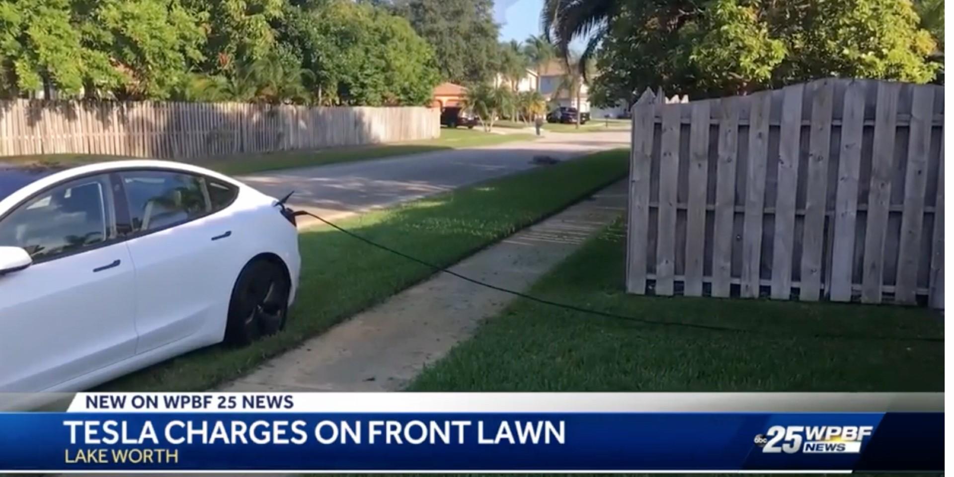 Tesla Model 3 – Repostaje por la cara