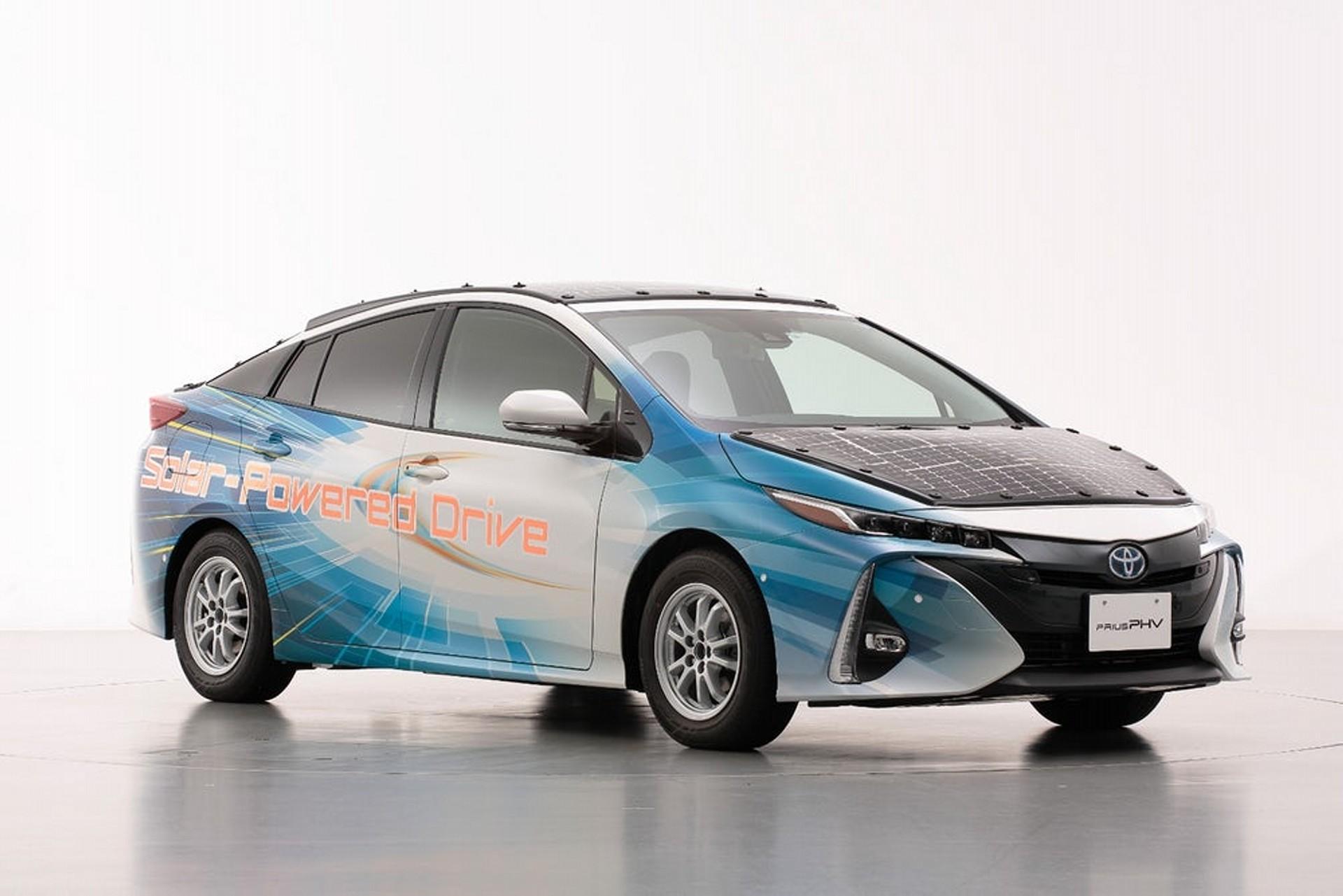 Toyota Prius Solar (1)
