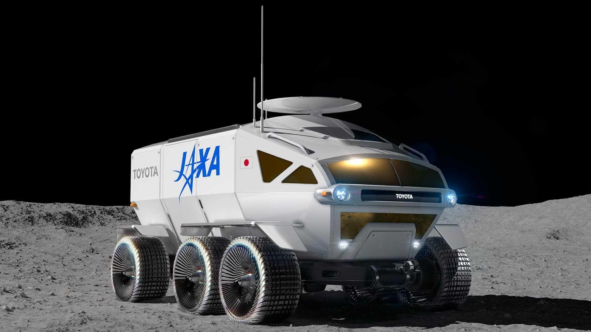 Toyota Rover Lunar (7)