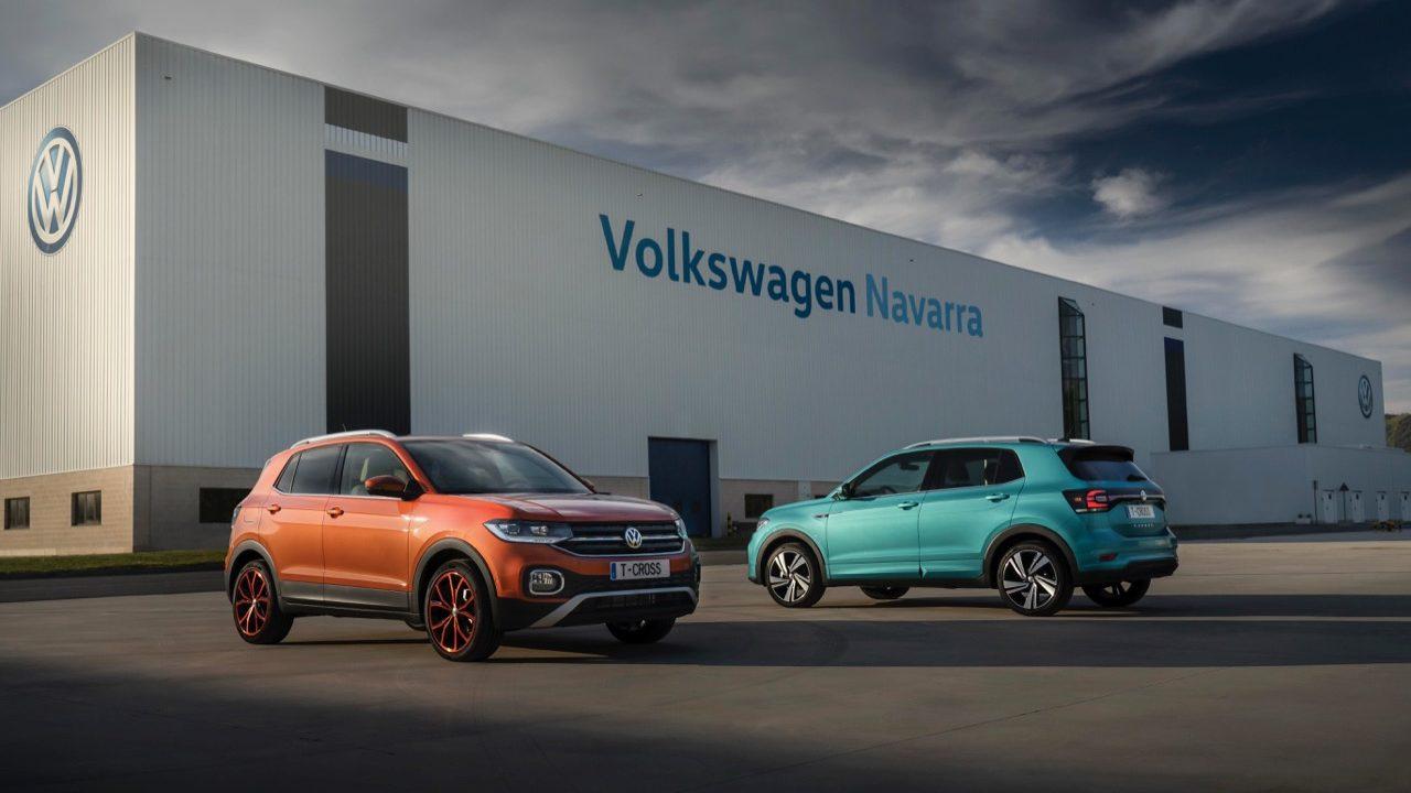Volkswagen T-Cross Navarra – 1