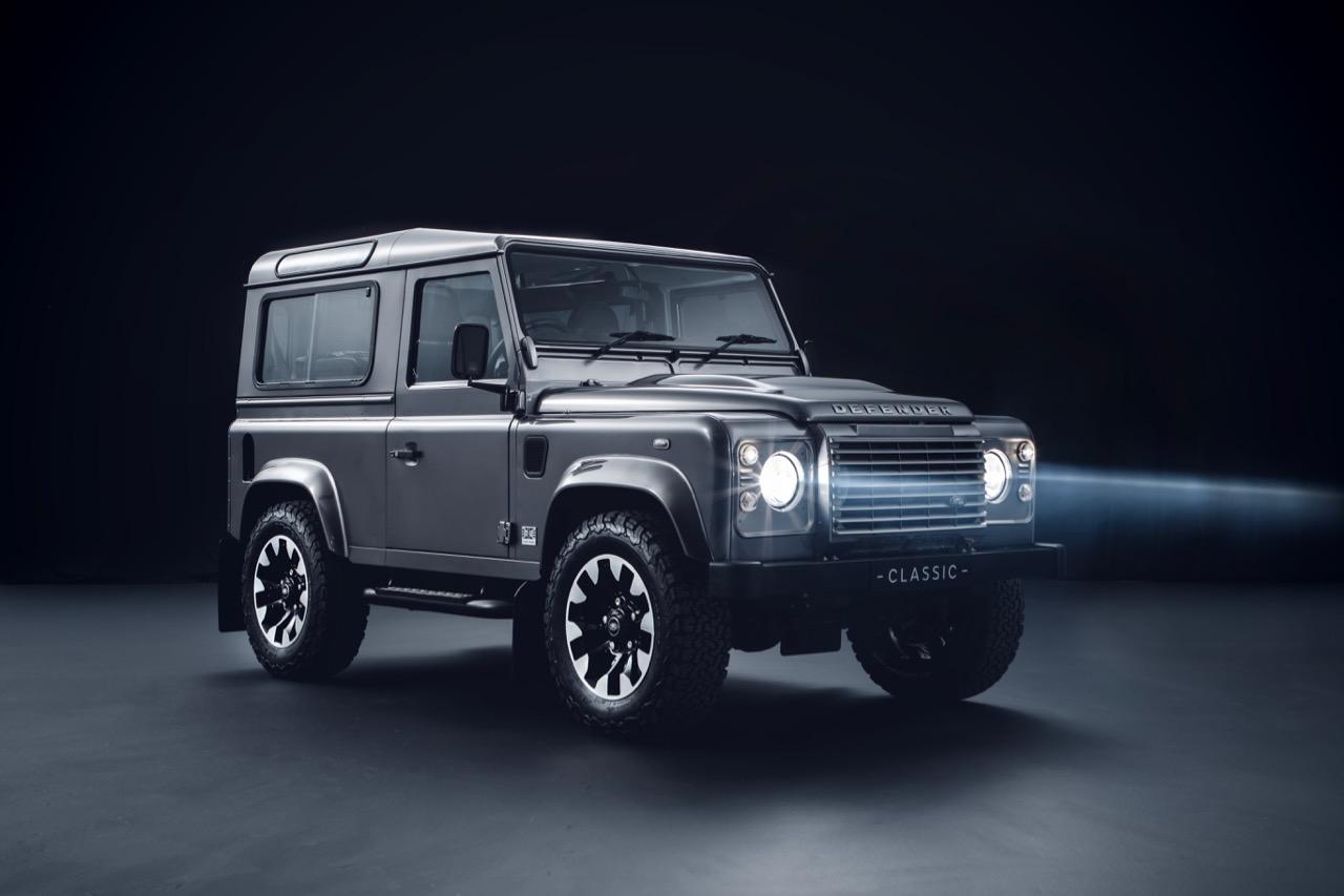 accesorios Land Rover Defender antiguo – 1