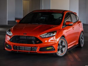 Ford  Focus ST CJ Pony Parts  2015