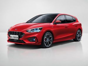 Ford Focus ST Line China 2018