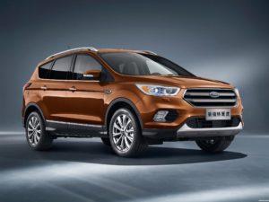 Ford Kuga China 2016
