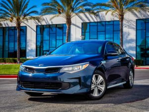 Kia Optima Hybrid USA 2016