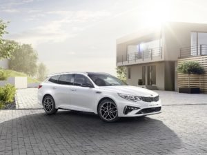 Kia Optima Sportswagon GT Line  2018