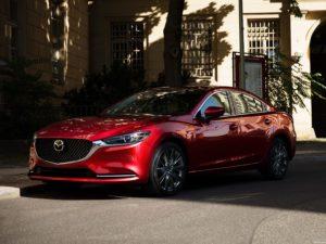 Mazda 6 USA 2018