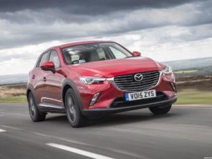 Mazda CX-3 UK 2015