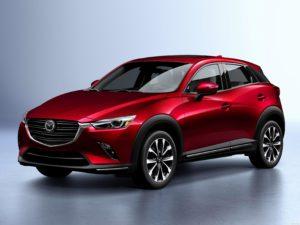 Mazda CX-3 USA 2018