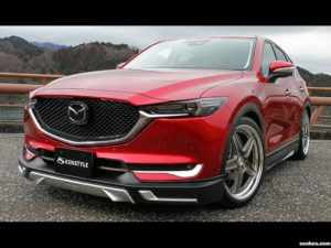 Mazda CX-5 Kenstyle 2017