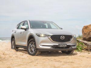 Mazda CX-5 Touring Australia  2017