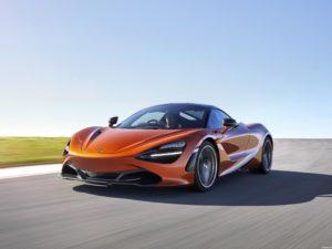 McLaren 720s Coupe UK 2017