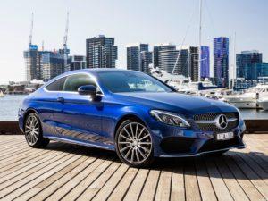Mercedes 200 Coupe AMG Line C205 Australia  2016