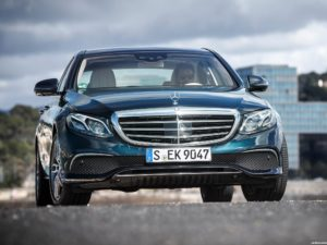 Mercedes Clase E 220 D Exclusive Line W213  2016