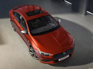 Opel Insignia Grand Sport Exclusive  2017