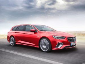 Opel Insignia Sports Tourer GSI  2017
