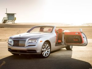 Rolls Royce Dawn USA 2016 2016