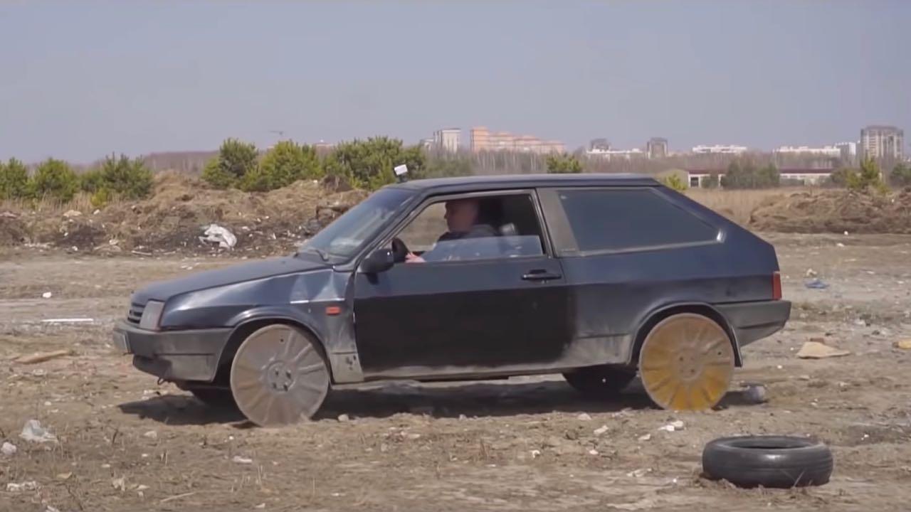 ruedas tapas alcantarilla – 1