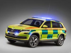 Skoda Kodiaq Ambulance  2017