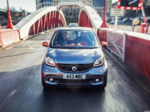 Smart ForFour Edition 1 UK  2015