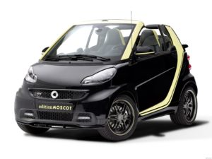 Smart ForTwo Moscott Cabrio  2015