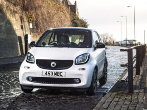 Smart ForTwo Prime Coupe UK 2015