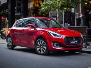 Suzuki Swift Australia  2017