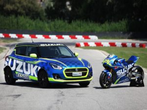 Suzuki Swift GSX-RR Replica  2017