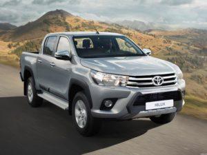 Toyota Hilux Double Cab Legende Sport  2018