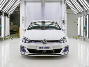 Volkswagen Golf GTE Variant Impulse  2017