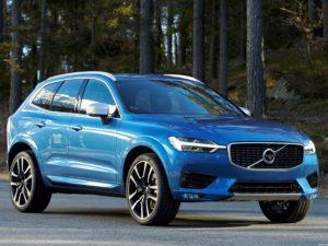 Volvo XC60 T6 R Design  2017