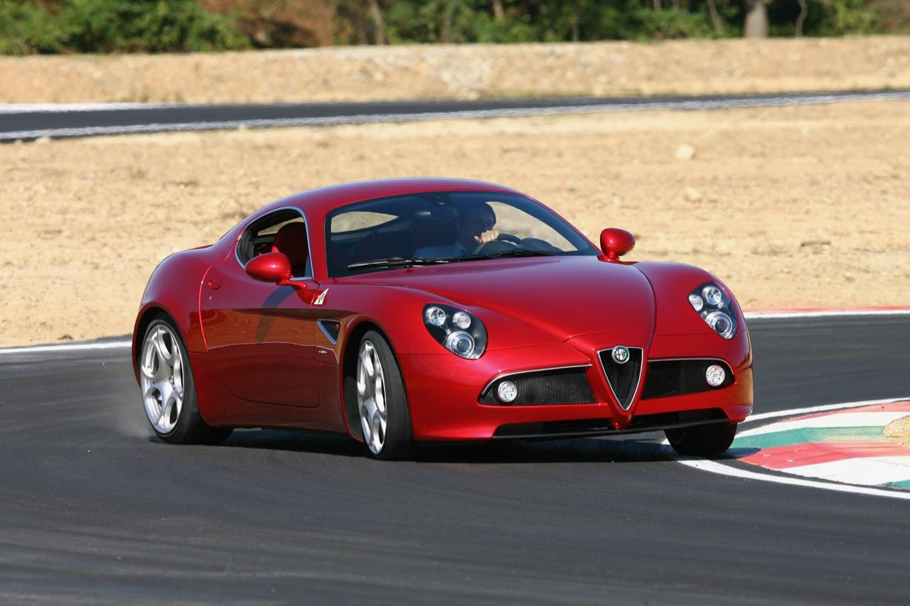 Alfa Romeo 8C Competizione – 1