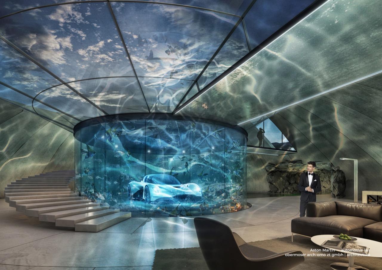 Aston Martin garajes personalizados – 1
