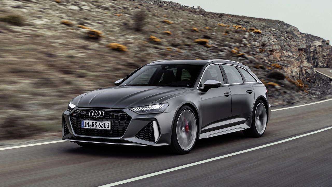 Audi RS 6 Avant 2020 – 1