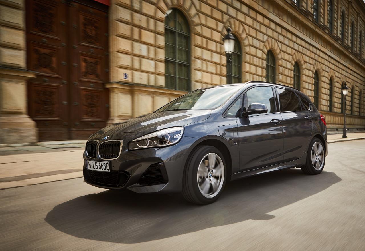 BMW 225xe Active Tourer – 2