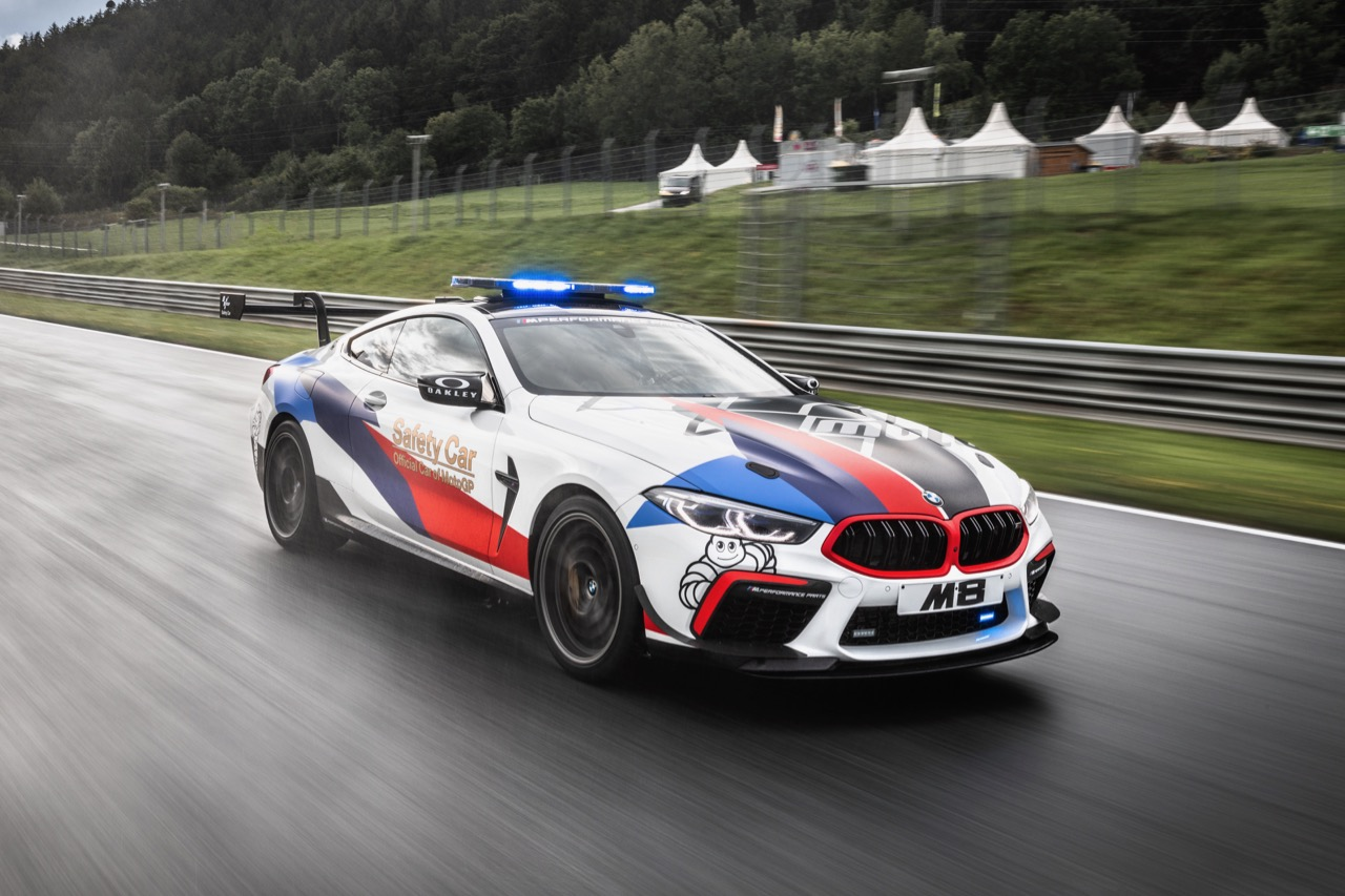 BMW M8 Safety Car MotoGP – 12