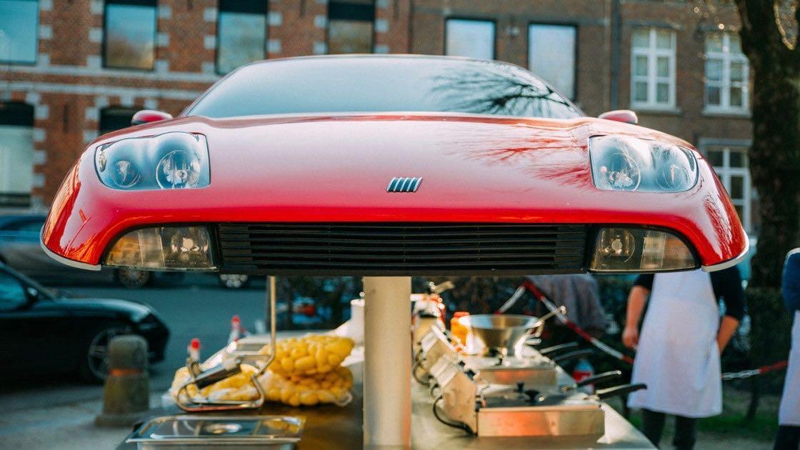 Benedetto Bufallino Fiat Coupe Barbacoa – 2
