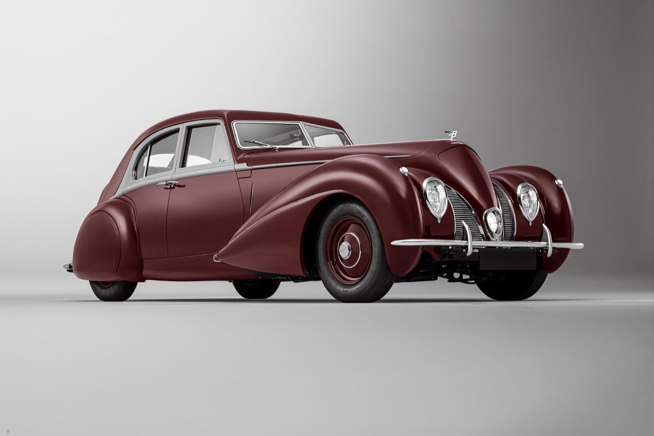 Bentley Corniche 1939 – 1