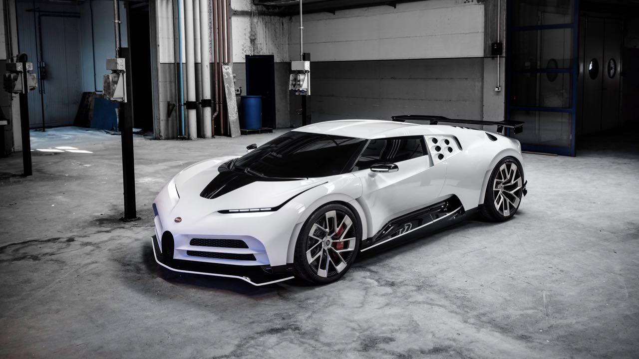 Bugatti Centodieci 2019 – 5