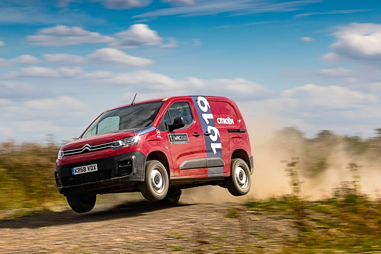 Citroen Berlingo rally – 4