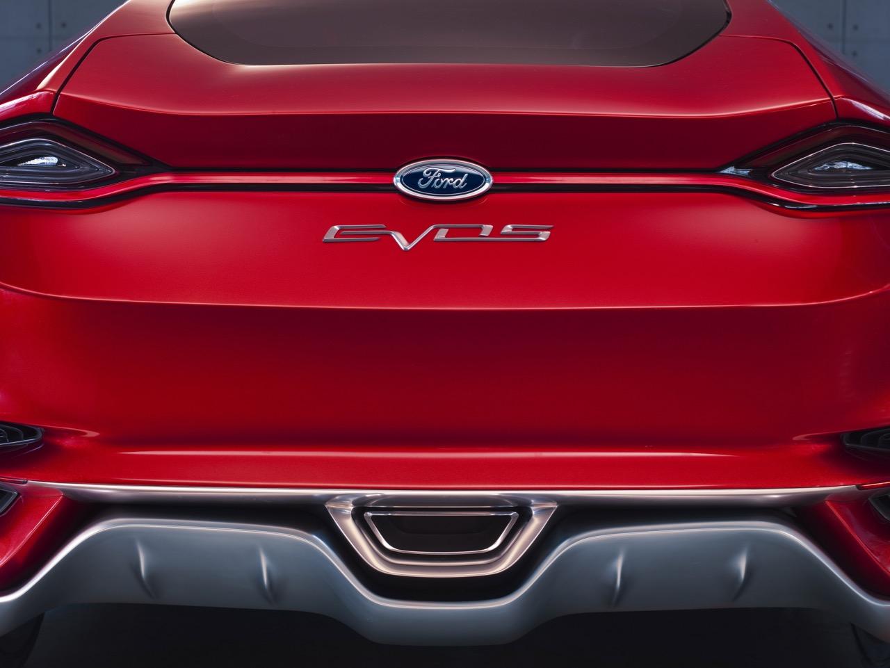 Ford Evos Concept – 1