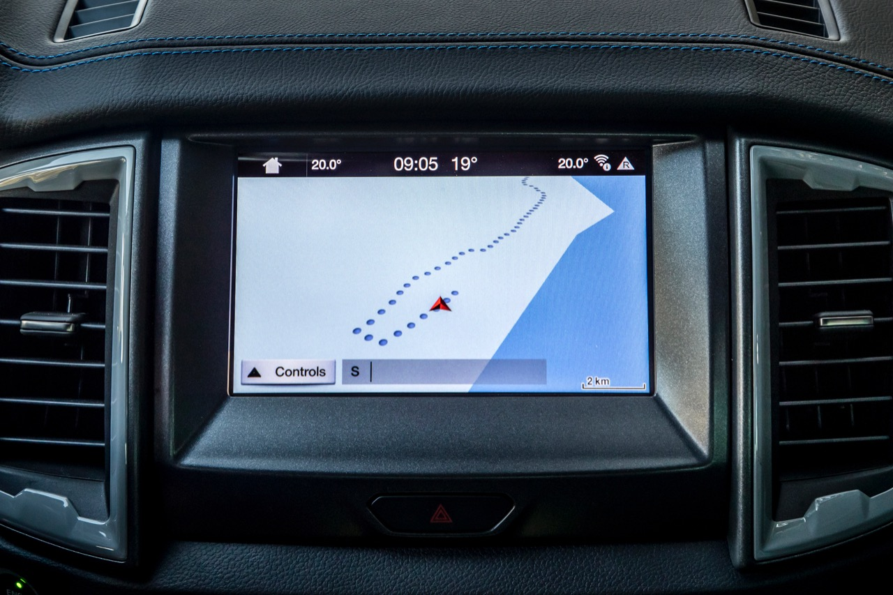 Satnav Breadcrumbs Tech Ensures Drivers Who Venture Off Road Can Easily Find Their Way Back Again