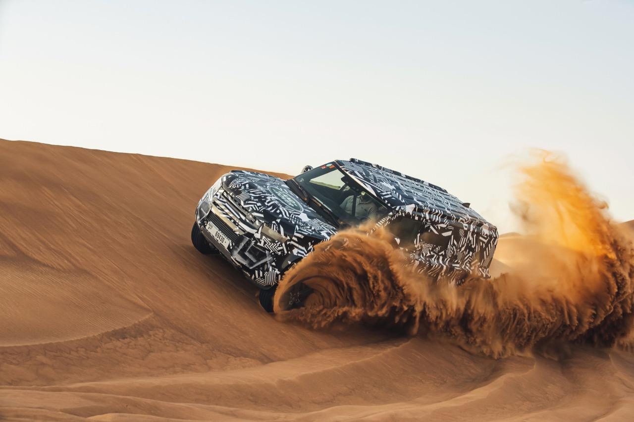 Land Rover Defender 2020 – 2