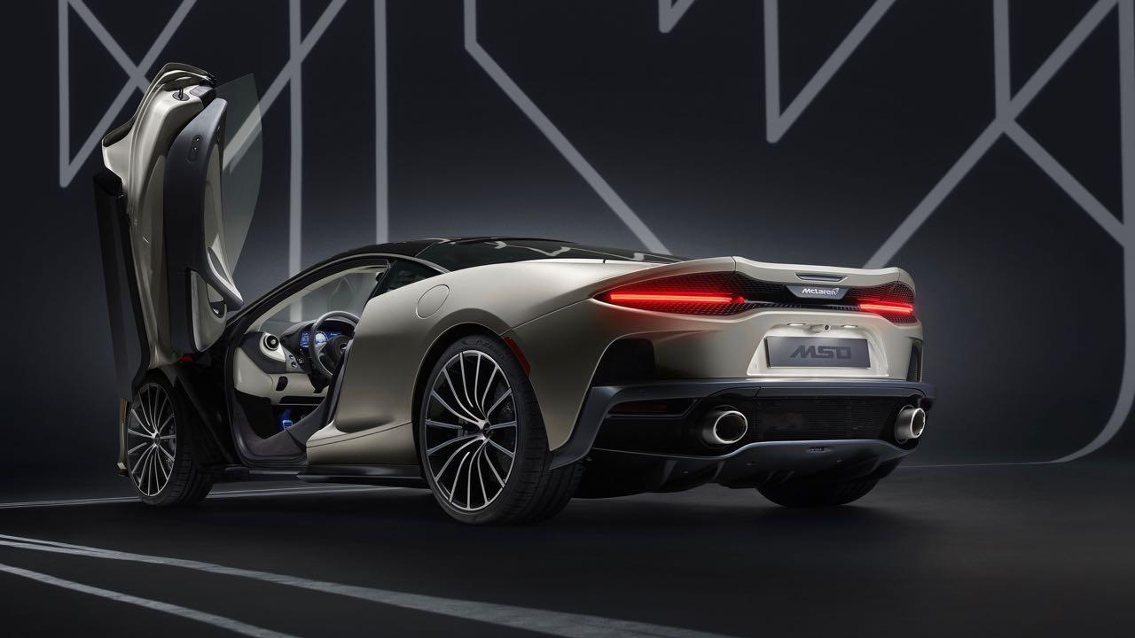 McLaren GT by MSO 2020 – 4