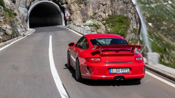 Porsche 911 GT3 (997.2) 2009-2011